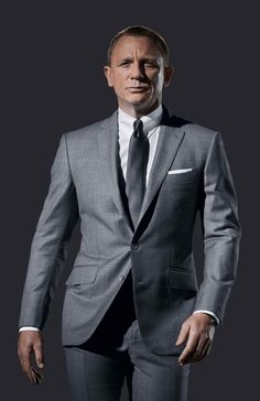 Celebrity Suit Outfits- Ryan Gosling To James Bond Suits. Bond SuitsMen s  SuitsFitted SuitsTom Ford ... 4d864936e82e