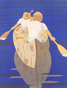 "Alex Katz ""Good Morning"" 1975 screenprint"