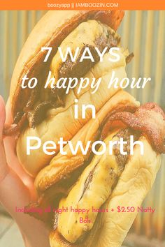 7 WAYS to happy hour in Petworth   Including all night happy hours + $2.50 Natty Boh 7 Places, Best Places To Eat, Wine Bistro, Bottomless Mimosas, Bloody Mary Bar, All Beer, Chicken And Waffles, Hot Dog Buns