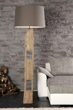 Sta lamp Model: RELICT Kok Meubelen / Moderne Interieurs B.V.