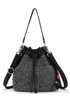 Leather and Hand-Crocheted Bags, Accessories   The Sak 0ae75dd501