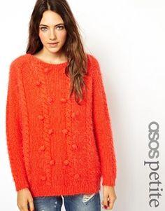 <3 Love: ASOS Petite Cozy Sweater