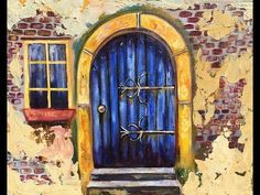 """Learn to Paint for Beginners """" Stucco"""" Medium for Amazing art effects Big Art Quest - YouTube"""
