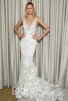 Mira Zwillinger Wedding Dresses - Fall 2017 - Bridal Fashion Week   Brides