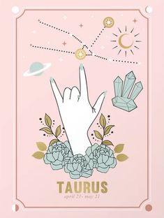 """Taurus Zodiac Series Mini Art Print by cafelab - Without Stand - 3 """"x , Taurus Art, Zodiac Signs Taurus, Zodiac Signs Astrology, Zodiac Art, Taurus Woman, Taurus Wallpaper, Taurus Constellation Tattoo, Cute Wallpapers, Art Prints"""