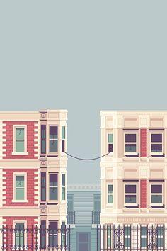 Área Visual: Los diseños e ilustraciones de Justin Mezzell