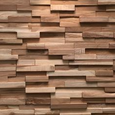 Ultrawood Teak Firenze recycled wood wall cladding brand Rebel of Styles - Rebel of Styles UltraWood Teak Firenze recycled wood wall cladding panel - Wood Wall Tiles, Wood Wall Design, Wood Mosaic, Wood Panel Walls, Wooden Walls, Wood Paneling, Cladding Panels, Wood Cladding, Wood Panel Texture