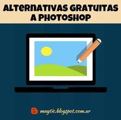 Edita fotos con estas 5 alternativas gratuitas a Photoshop | TIC para la educación