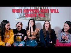 Cimorelli - YouTube Cimorelli Merch, Cimorelli Family, Hanging Out, Challenges, Singer, Messages, Shit Happens, Guys, My Love