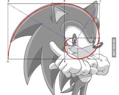 Golden Ratio in Sonic