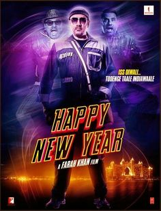 Boman Irani - Happy New Year HNY Movie First Look Still Images