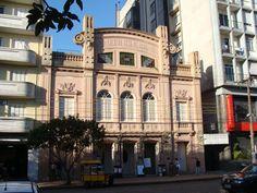 Pelotas, RS - Brasil Teatro Sete de Abril