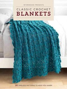 Warm Your Home with Crocheted Coziness Practical, timeless, and easy to make, crocheted blankets can turn any house in to a home. Interweave Presents Classic Crochet Blankets shares 18 projects for cr