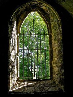 bluepueblo:  Medieval Arch, Kilkenny, Ireland photo via carolina