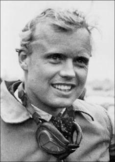 Mike Hawthorn - 1958 World Champion Ferrari, Formula 1, Grand Prix, Le Mans, Gp F1, Gilles Villeneuve, F1 Drivers, F1 Racing, Sports Stars