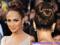 Jennifer Lopez's tight bun: Charisma in tight high sweep! jennifer-lopez-660 – Last Hair Models , Hair Styles