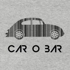 Check out this awesome 'CAR+O+BAR' design on TeePublic! http://bit.ly/1x2zx6m