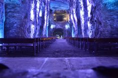 Salt Mines Cathedral - Columbia