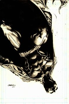 Batman by Jimbo Salgado