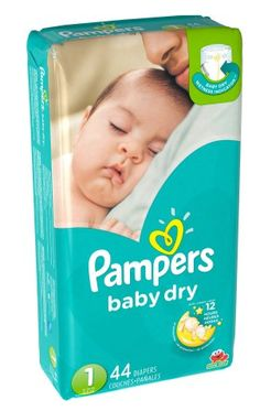 Pampers Coupon: Score $1.50 Off Pampers Baby Dry Diapers Score $1.50 off any one Pampers Baby Dry Diapers with our Pampers coupon. Its always good to save