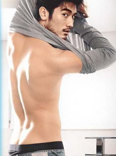 Godfrey Gao (高以翔) is a Taiwanese model and actor.
