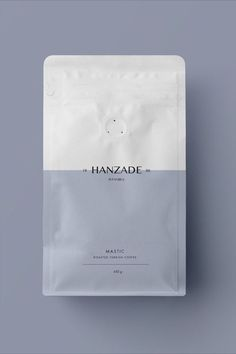 Hanzade Turkish Coffee's Packaging Is Utterly Playful To Say The Least
