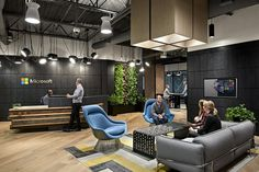 Best office receptions images in reception areas
