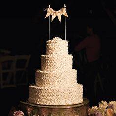 Vintage Cake by Susie's Cakes