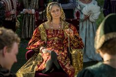 Duchess Cecily: the white princess The White Princess, White Queen, Tudor Series, Tv Series, Medieval Tv Shows, The Old Curiosity Shop, Philippa Gregory, Wars Of The Roses, Duchess Of York