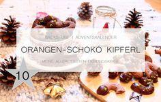 Keksrezept: Orangen-Schoko Kiperl Orange, Food, Christmas Elf, Essen, Meals, Yemek, Eten