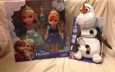 NEW DISNEY FROZEN Deluxe Toddler Elsa