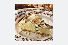 No-Bake Eggnog Cheesecake recipe yummy-sweet-desserts