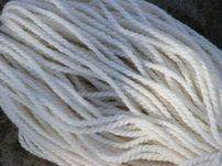 Corriedale - bulky - white undyed