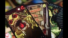 Zombie Fight or Flight is a collaborative card game for 2-8 players (all ages).