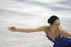 浅田真央が世界フィギュア優勝
