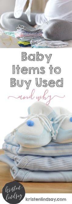 Having a baby can be expensive, and the financial commitment is often overwhelming to new parents-to-be. While there are things you may want to buy new for baby, rest assured that there is a long list of baby items that can be bought used (in like-new condition) without compromising on safety or comfort for your new bundle.