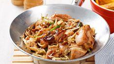 Stir-Fried Chicken Recipe