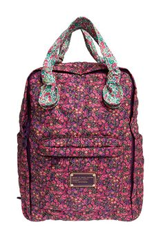 Bags In Full Bloom: Liberty London x Marc By Marc Jacobs Make It Happen #refinery29