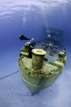 Wreck diving: 5 of the world's top destinations