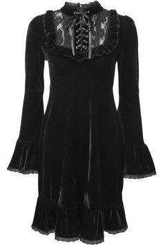 Mitsuyo Nu-Lolita Dress [B]   KILLSTAR
