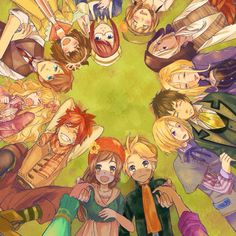 Story of Seasons alle Charaktere Trio Of Towns, Harvest Moon Game, Rune Factory 4, Moon Photography, Landscape Photography, Cute Games, Art Sites, Moon Lovers, Wedding Art