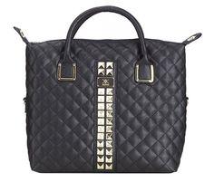 Bolso Kardashian Kollection #bolso #bolsa #piel #negro #accesorio #moda #fashion #estilo #kardashian #kardashiankollection