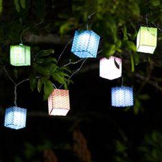 Jetson Solar String Lights $40