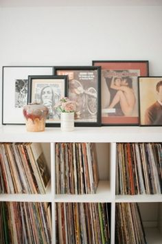 Record Storage #vinyl #record #music