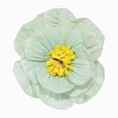 40cm Mint Poppy Blumen Dekoration, 1 Stück Pastell Party, Mint, Plants, Wedding, Plant, Planets, Peppermint