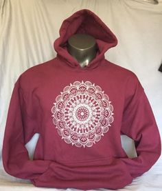 Hey, I found this really awesome Etsy listing at https://www.etsy.com/listing/473027841/mandala-by-travis-pullover-sweatshirt