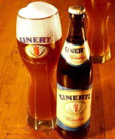 Unertl Weißbier komt uit de zelfde streek als Erdinger maar is alleen bij de kenners bekend ;-)