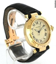 Cartier Pasha 35mm EURO 4,990 or AUD $7,131 1995