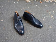 Saint Crispin, Gentleman, Oxford Shoes, Dress Shoes, Footwear, Men, Navy, Style, Fashion