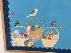 Easter egg baskets...